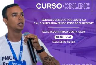 Curso Online: Gestão de Riscos Pós COVID-19